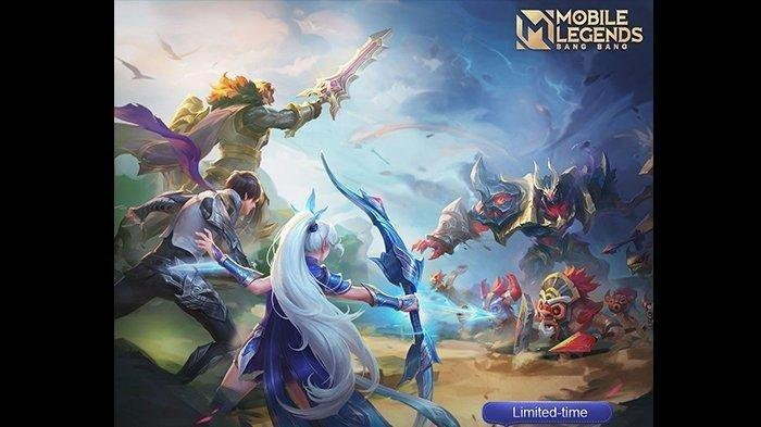 UPDATE Kode Redeem Mobile Legends Terbaru: CEK Kode Redeem ML April 2021