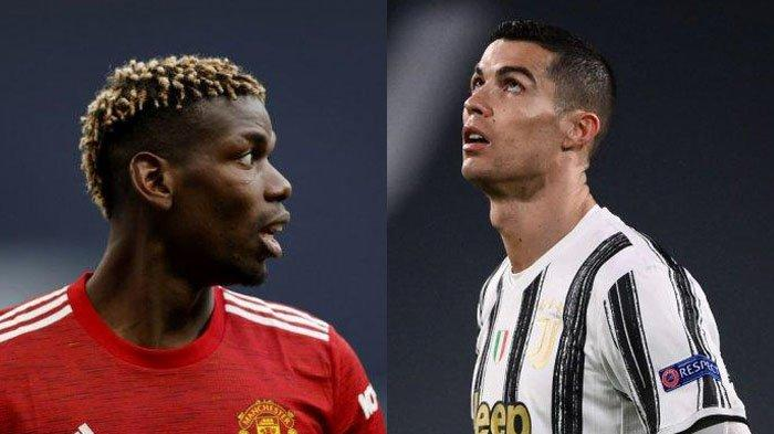 Barter Pemain, Cristiano Ronaldo ke Manchester United, Paul Pogba Gabung Juventus di Liga Italia