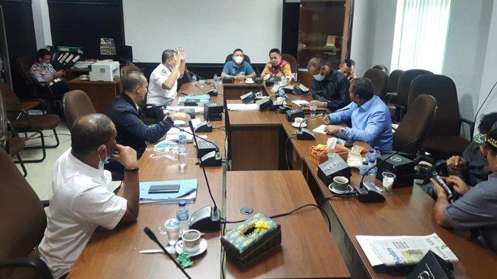 Komisi IV DPRD Pekanbaru Hearing dengan Dishub Bahas Pemutusan PJU, Ternyata Ini Yang Terjadi
