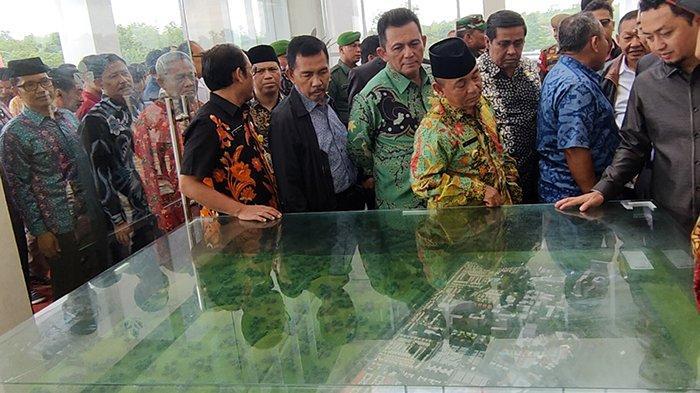 Tinjau Teknopark Langgam, Komisi V DPR RI Kunker Spesifik ke Pelalawan Riau
