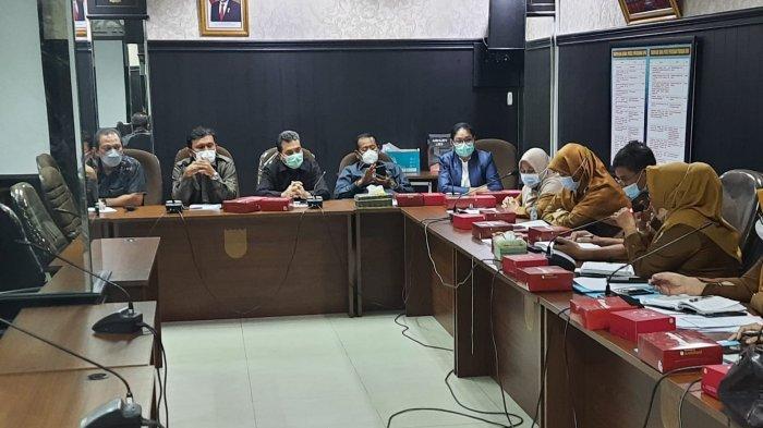 Komisi III DPRD Pekanbaru Hearing dengan Disdik, Ini yang Dibahas