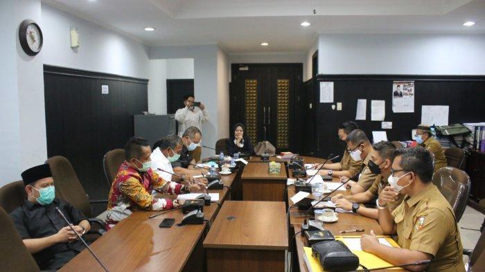 Komisi IV DPRD Pekanbaru Hearing dengan PUPR, Bahas Masalah Banjir
