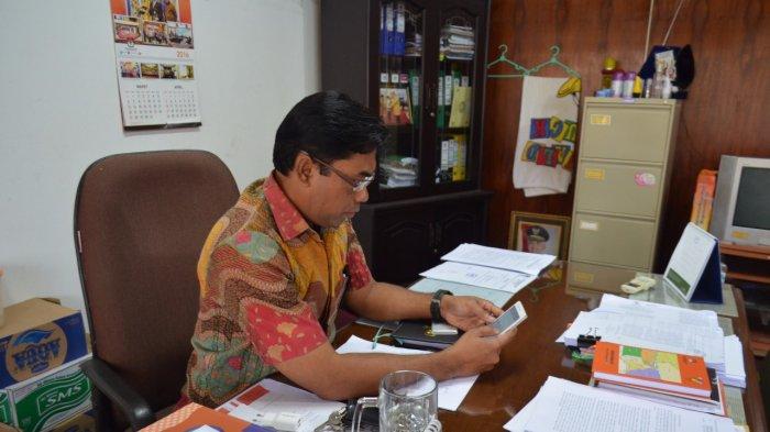 Tahapan Pilkada Serentak 2020 Ditunda Akibat Pandemi Virus Corona, Ini Kata Ketua KPU Riau
