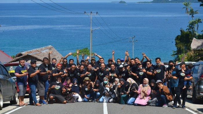 Touring Erci CPR dan 4 Chapter ke Mandeh Bangkitkan Pariwisata Indonesia di Tengah Pandemi
