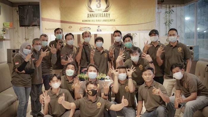 Di Usia ke 3 Tahun, Komunitas Foto Riau Landscaper Sah Berbadan Hukum
