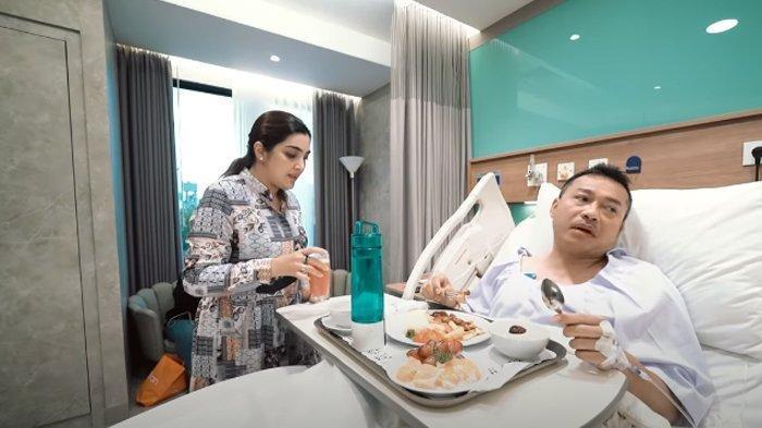 Awalnya Pipis Berdarah, Ashanty Ungkap Kondisi Terkini Anang Hermansyah Setelah Jalani Operasi