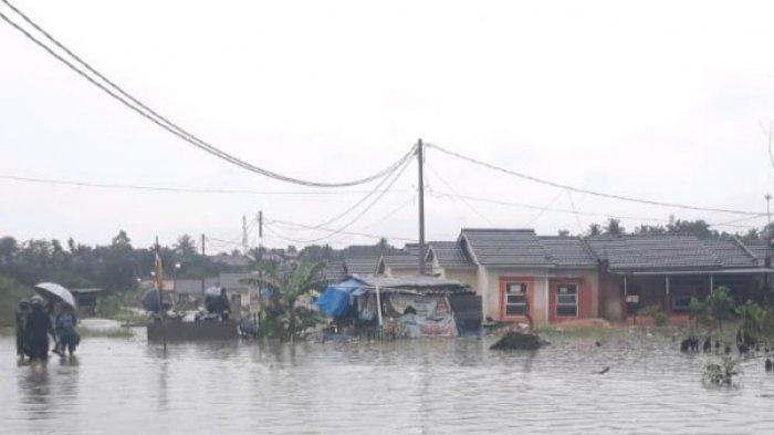 INI Daftar Bantuan Wako Firdaus MT yang Bikin Kecewa Korban Banjir di Pekanbaru