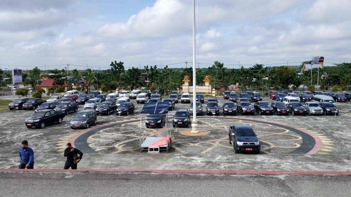 Mantan Pejabat dan Eks Anggota DPRD Kuasai 14 Mobil Dinas,Upaya Apa yang Dilakukan BPKAD Pelalawan?