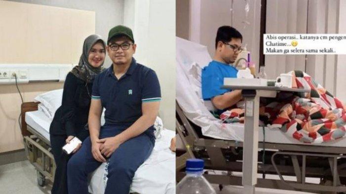 Kondisi Terkini TommyKurniawan, Bosan di RS, 'Aduh Sampai Kapan Ini Gak Bisa Peluk Istri'