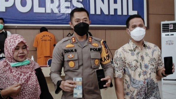 Ritual Buka Aura Malah ke Alam Baka,Taktik Licik Dukun di Riau Rampok Wanita Paruh Baya,Ini Faktanya