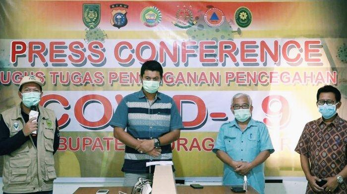Bertambah 3 Orang Positif Covid-19 di Inhil, Sama-Sama Punya Riwayat dari Pesantren di Jawa Timur