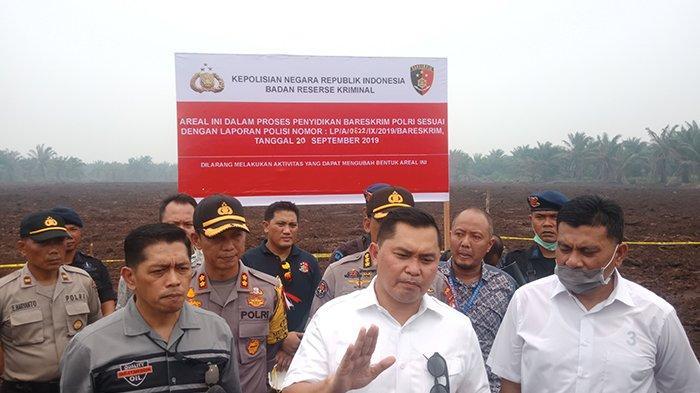 Lahannya Diselidiki Tipiter Mabes Polri karena Terbakar, Ini Jawaban Manajemen PT Adei Plantation