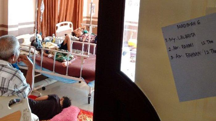 Diduga Keracunan Massal, 30 Orang Guru Ponpes di Pekanbaru Mual Usai Santap Makanan Akikahan