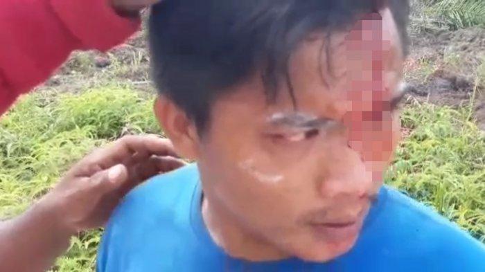 Eksekusi Lahan di Langgam Riau Ricuh, Sejumlah Warga dan Aparat Luka-luka