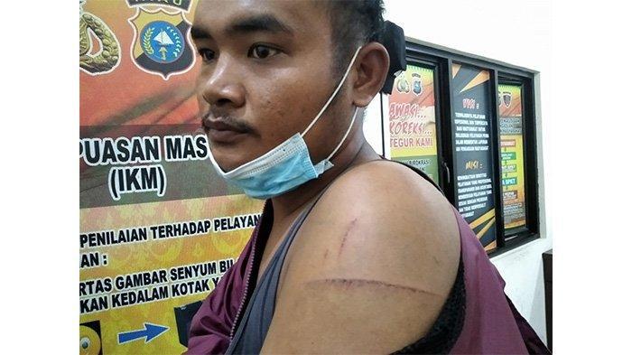 Dituduh Mencuri Brondolan Sawit, Warga Pangkalan Kerinci Pelalawan Ini Jadi Korban Penganiayaan