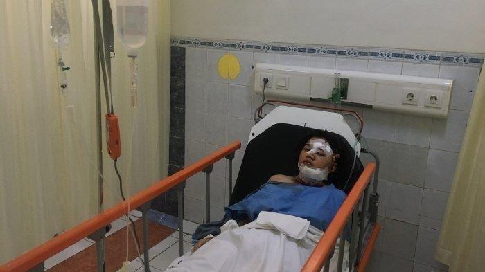 Tubuh Penuh Darah, Gadis Cantik Pura-pura Mati saat Dibegal, Nyawa Selamat Meski Motor Dibawa Kabur