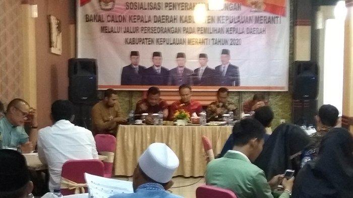 Harus Kantongi 14.358 Dukungan, Syarat Maju Perorangan di Pilkada Kepulauan Meranti Riau