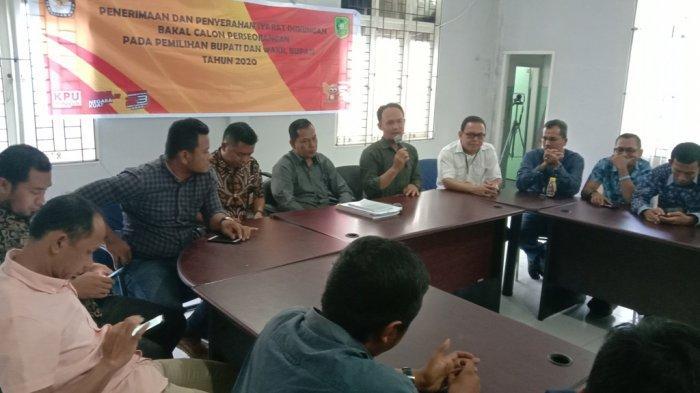 Calon Perseorangan Nihil,Antisipasi Pemilih Ganda, Bawaslu Meranti Riau Awasi Coklit Data Pemilih