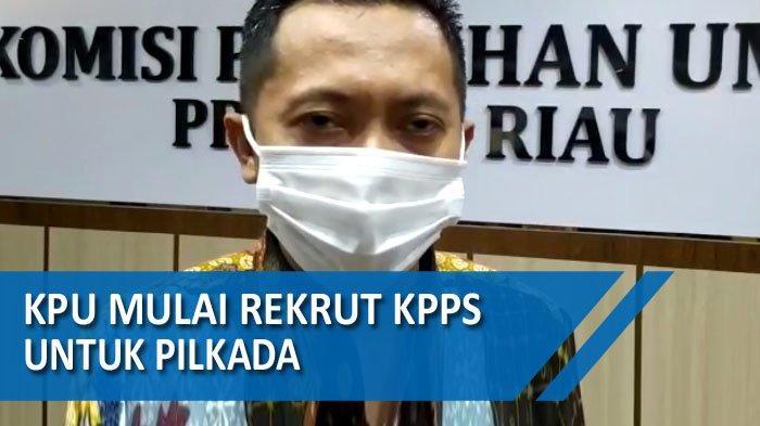 KPU Akui Susah Cari Petugas Pelaksana Pemungutan Suara Saat Pandemi Covid-19, Ini Penyebabnya