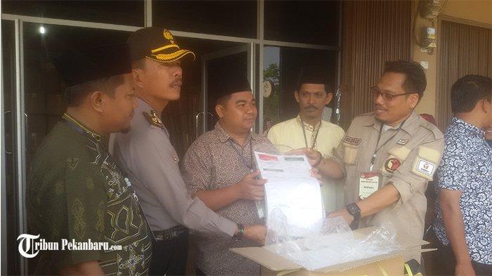 Akhir Februari Rp 150, Kini jadi Rp 95-Harga Jasa Pelipatan Surat Suara di Pelalawan Riau Berubah