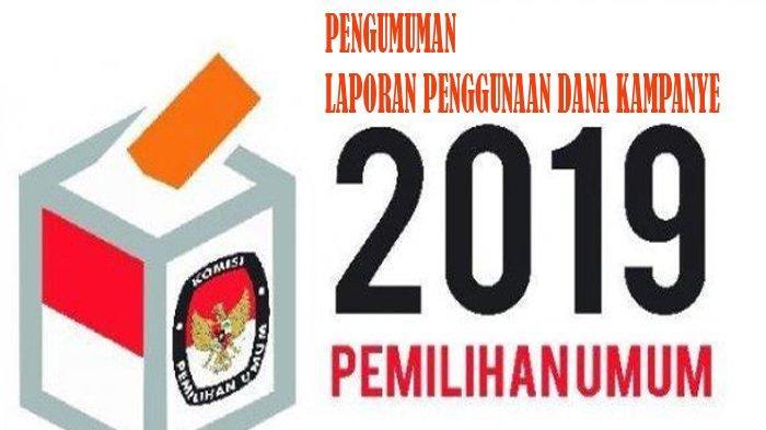 KPU Riau Resmi Umumkan Laporan Penggunaan Dana Kampanye Pemilu 2019, Semua Peserta Penuhi Kepatuhan