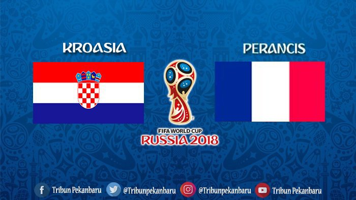 Ini Prediksi Pejabat Bengkalis Final Piala Dunia 2018 Malam Nanti