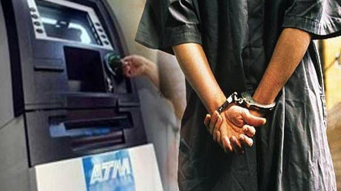Aksi Oknum Polisi dan Rekannya Mau Jebol ATM Gagal Total, Padahal Sudah Sewa Ruko Samping Minimarket