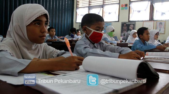Inilah Daftar Daerah Zona Kuning di Indonesia, Sekolah Diijinkan Belajar Tatap Muka