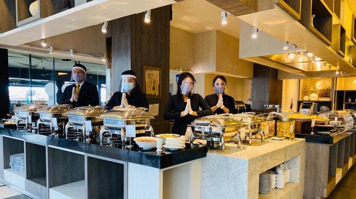 Kuliner Oriental BBQ Night Buffet, Makan Sepuasnya di Restaurant Food Exchange Novotel Pekanbaru