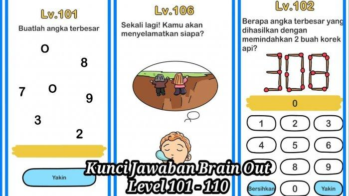 Kunci Jawaban Game Brain Out Di Setiap Level Kunci Jawaban Brain Out 1 225 Tribun Pekanbaru