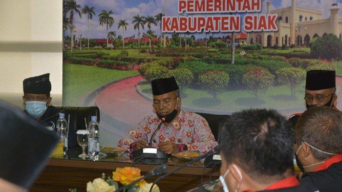 FPK Berkunjung ke Istana Siak, Puji Cara Pemkab Siak Merawat Situs Bersejarah