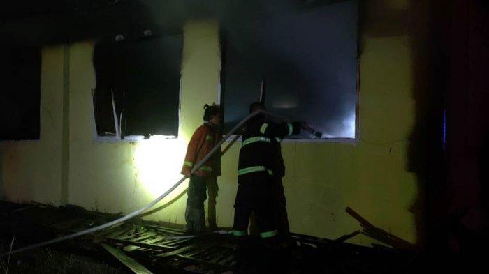 Laboratorium IPA di SMAN 6 Mandau Terbakar, Kerugian Diperkirakan Sekitar Rp 800 Juta
