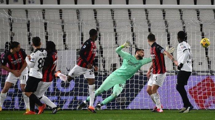 Juventus dan AC Milan Merana, Hasil dan Klasemen Liga Italia Tadi Malam
