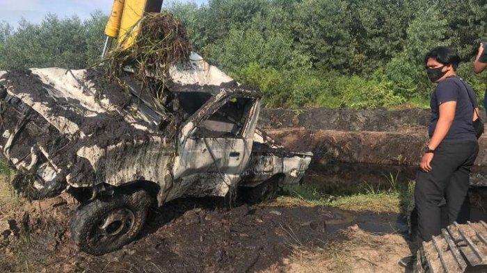 Sosok Tengkorak di Dalam Mobil di Jambi Diduga Warga Sumsel yang Hilang Lima BulanLalu