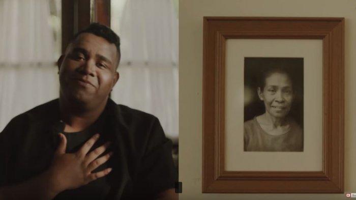 Andmesh Kamaleng, Ikuti Ayah Bernyanyi Keliling Hingga Sukses Juarai Ajang Pencarian Bakat