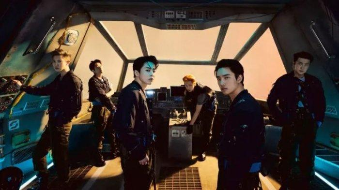 Download Lagu EXO Don't Fight The Feeling, Lengkap Lirik Lagu, MV Trending Youtube