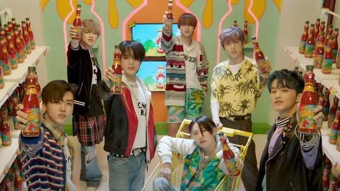 Lirik Lagu NCT Dream Hot Sauce, Lengkap Download Lagu Korea Terbaru
