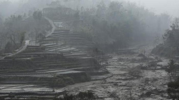 Lahar Hujan Gunung Kelud Kini Bisa Dipantau via Android