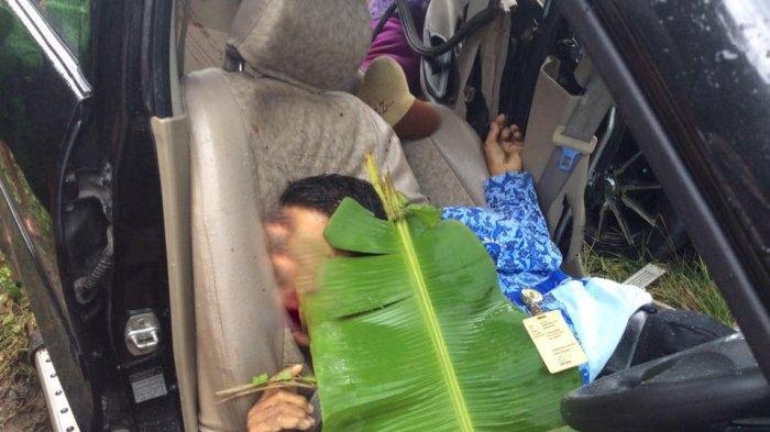 Tiga ASN Pelalawan yang Tewas dalam Kecelakaan Maut Masuk Kategori Wafat dalam Tugas