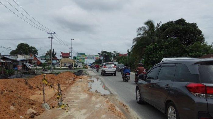 Arus Mudik dari Riau Berjalan Lancar, Pemudik Diminta Tetap Waspada