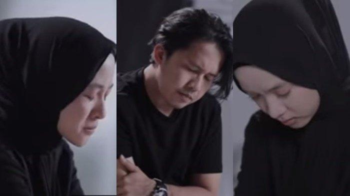 Nissa Sabyan Muncul Bercucuran Air Mata di Video Sabyan Sapu Jagat, Unggahan Ririe Jadi Sorotan