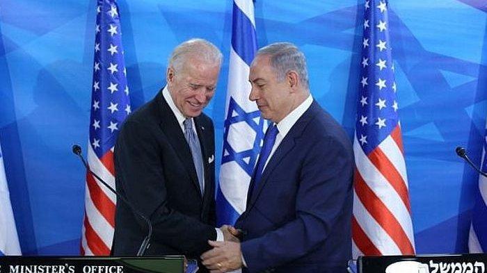 Langkah Joe Biden Sikapi Konflik Israel dan Palestina, Jual Senjata Rp10,5 Triliun ke Negara Yahudi
