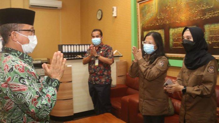 Lanjutkan Kerjasama dengan Pemkab Siak, Pihak STP Bandung Berkunjung ke Siak