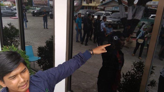 Ada Lima Tembakan yang Diarahkan OTK Ke Lapas Pekanbaru, Polisi Amankan Barang Bukti Ini