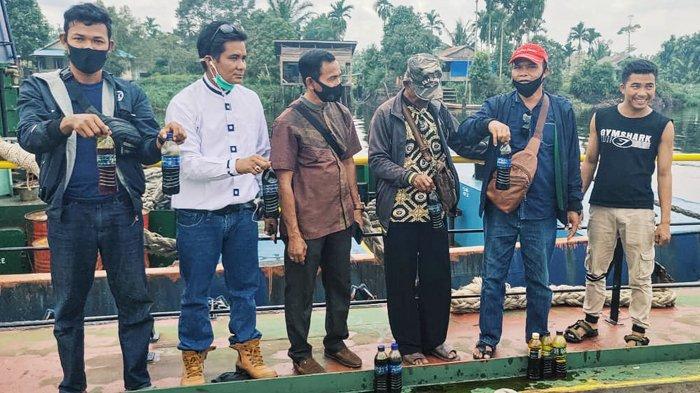 Lapor Pak Mahfud MD! Kelompok Tani dari Riau Mau Mengadu ke Menkopolhukam, Mengaku Terzolimi
