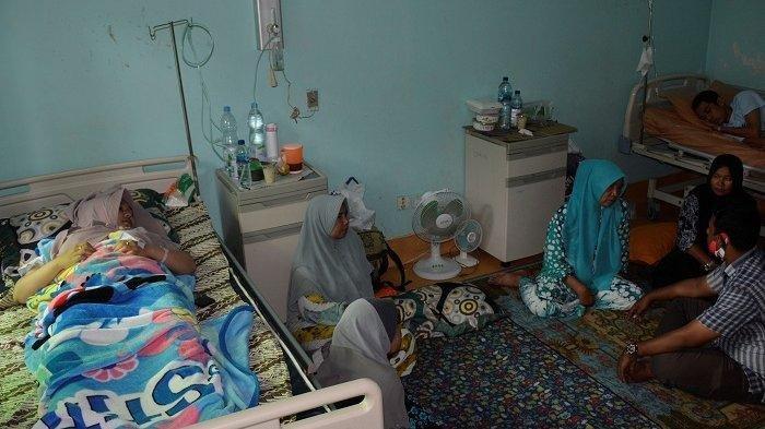 Lapor Pak Menkes Budi Gunadi! Tubuh Mahasiswi Aceh Membiru dan Kejang Usai Disuntik Vaksin Covid-19