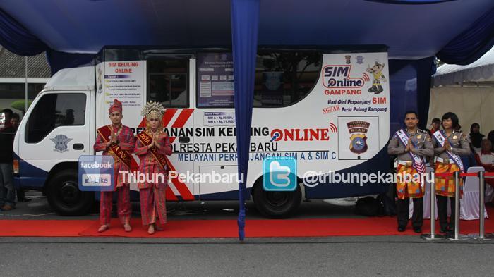 Dimana Saja Lokasi Gerai Perpanjangan SIM C di Pekanbaru dan Kapan Waktu Operasinya?