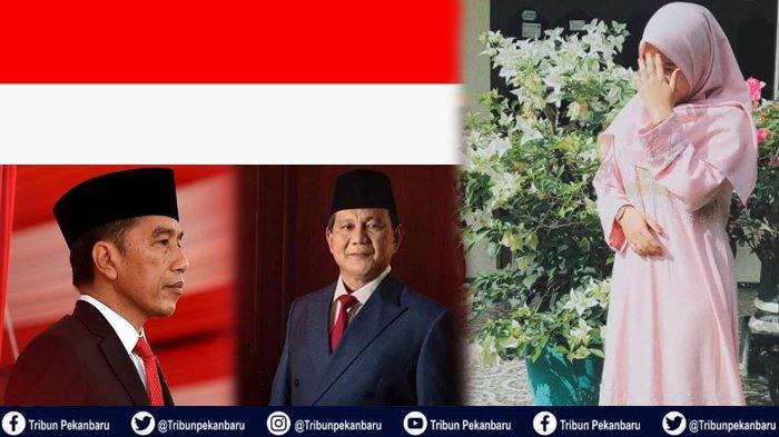 Lawan Jadi Kawan? Jokowi dan Prabowo? Tinjauan Politis Mahasiswi Administrasi Negara UIN Suska Riau