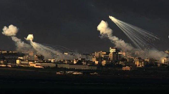 UPDATE Israel vs Palestina! Pertempuran di Gaza Memanas, 40 Orang Tewas