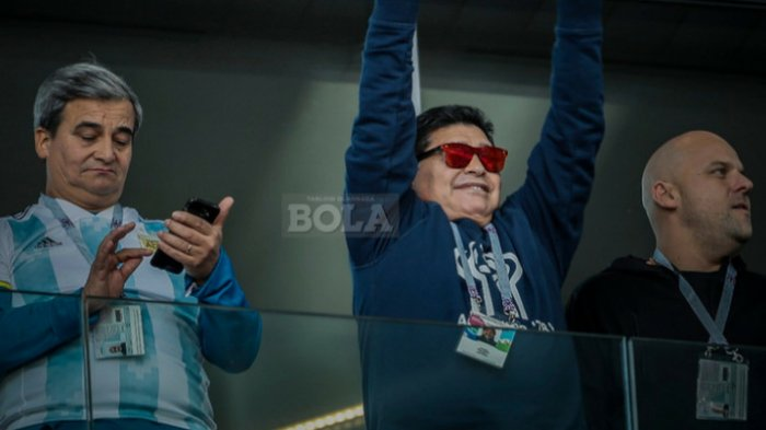 UPDATE Meninggalnya Diego Maradona: MENYERUAK Dugaan Pembunuhan Tak Disengaja